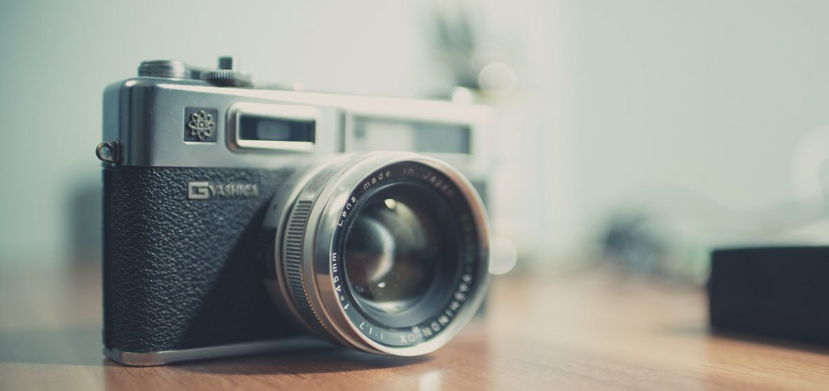 4 examples of great photography websites