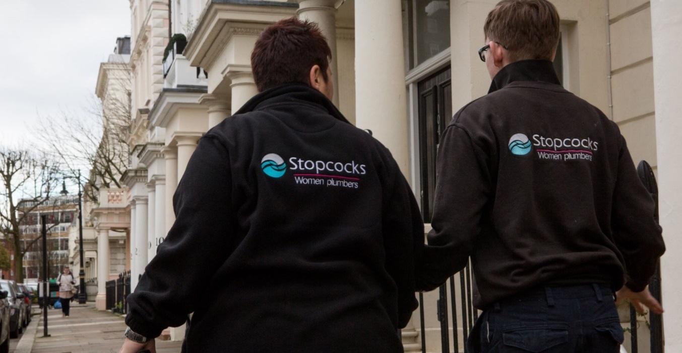 Stopcocks women plumbers