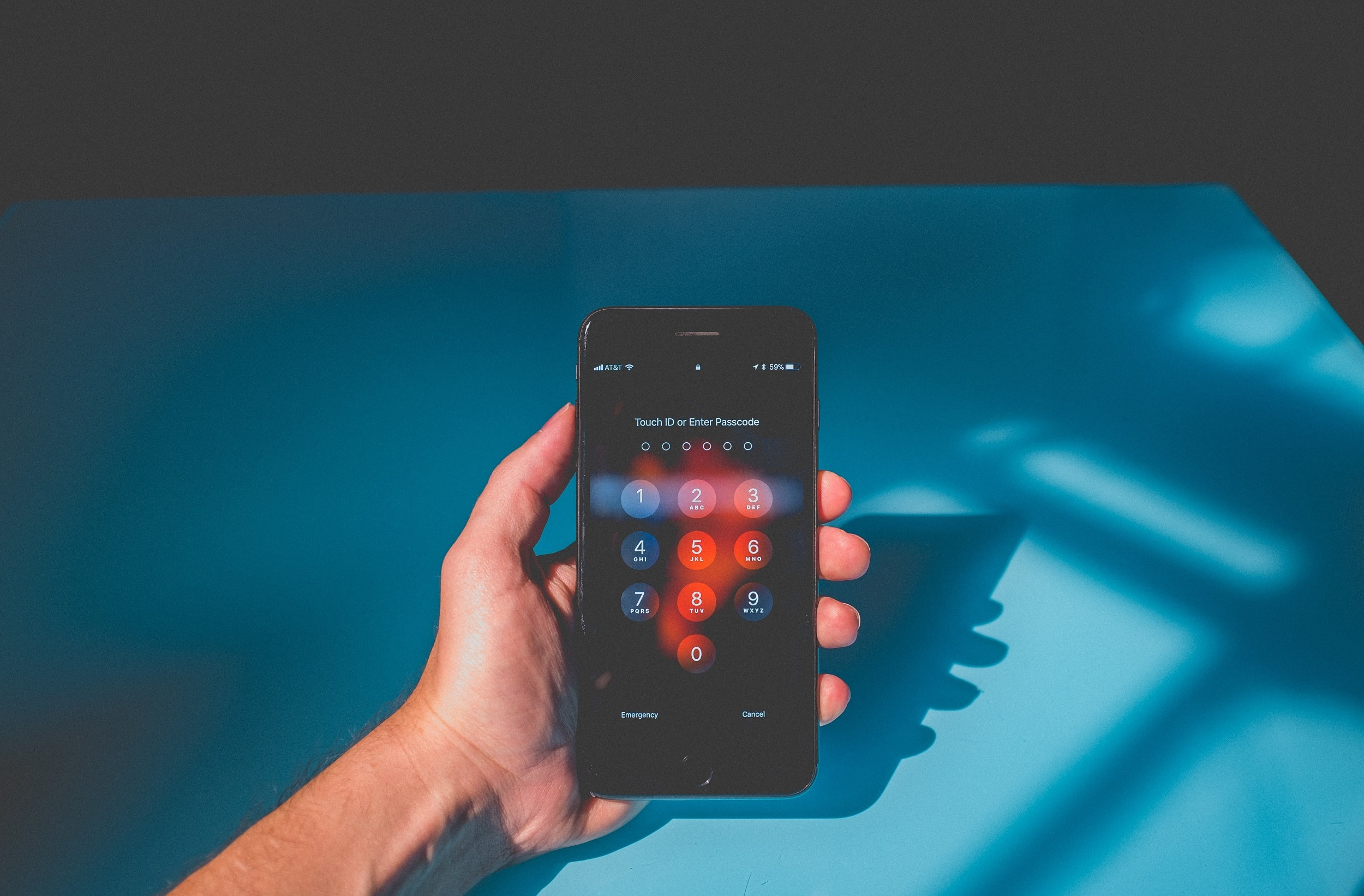 cyber security small businesses sme lock screen