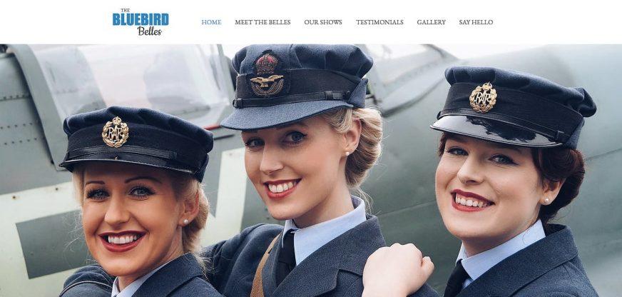 The Bluebird Belles