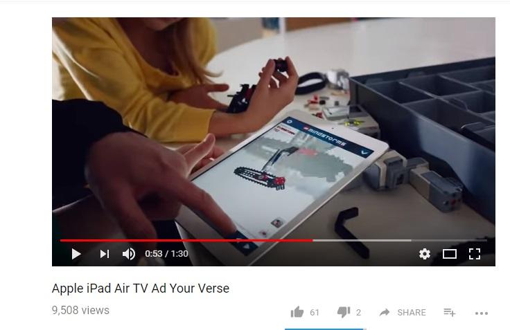 apple your verse storytelling marketing