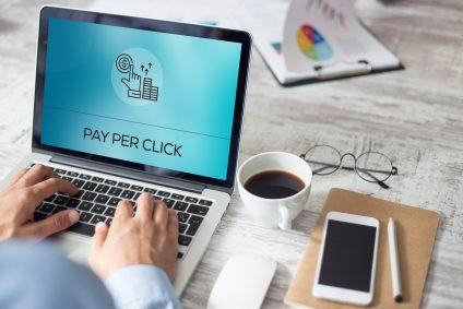 pay-per-click advertising