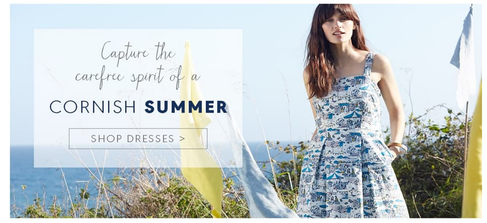 Sea Salt Cornwall Dress