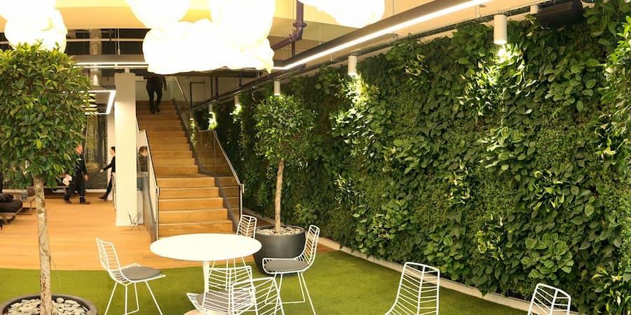 Greendesk space
