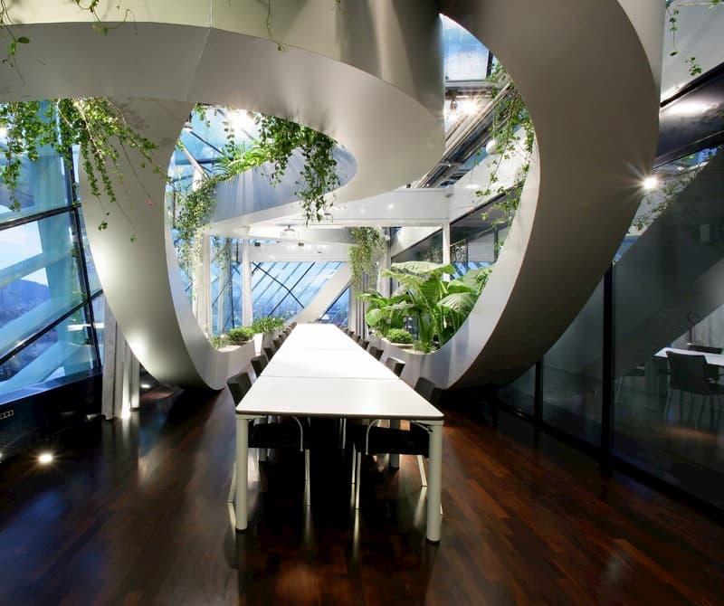 Greendesk meeting room