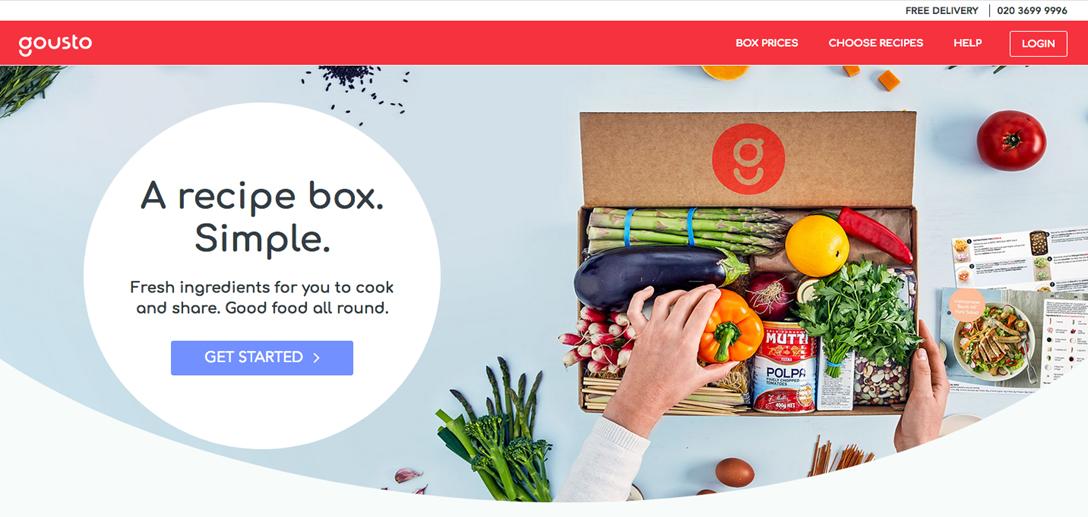 Three great food subscription websites | The UK Domain