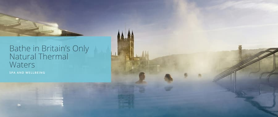 Bath Spa website
