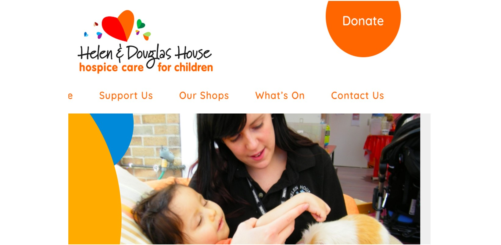 What makes a great charity website? | The UK Domain