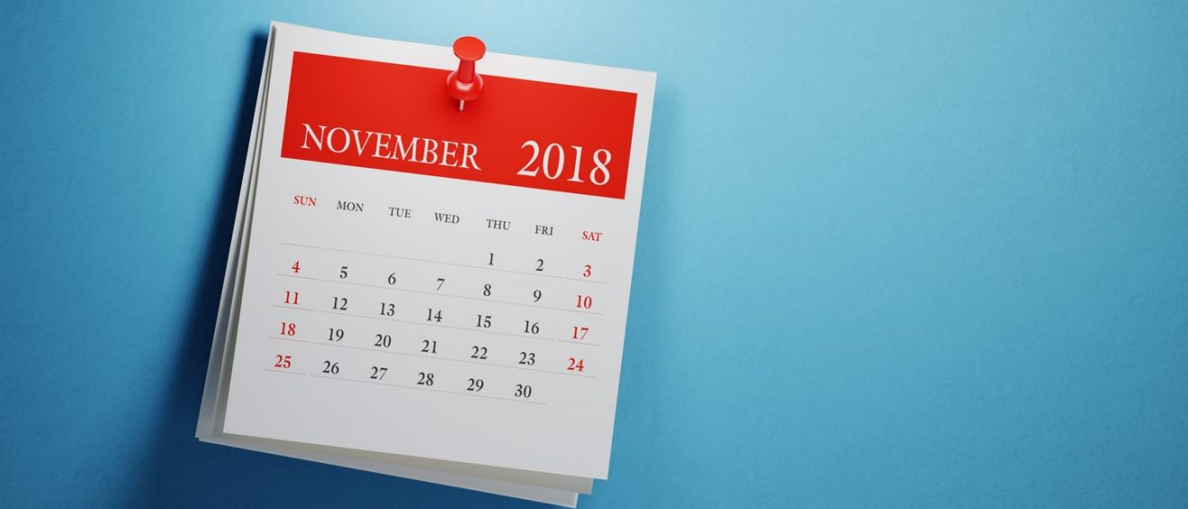 Digital marketing news for small businesses - November round-up