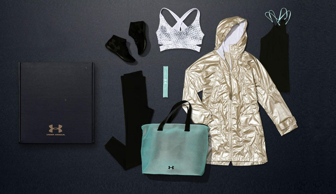 Under Armour subscription box