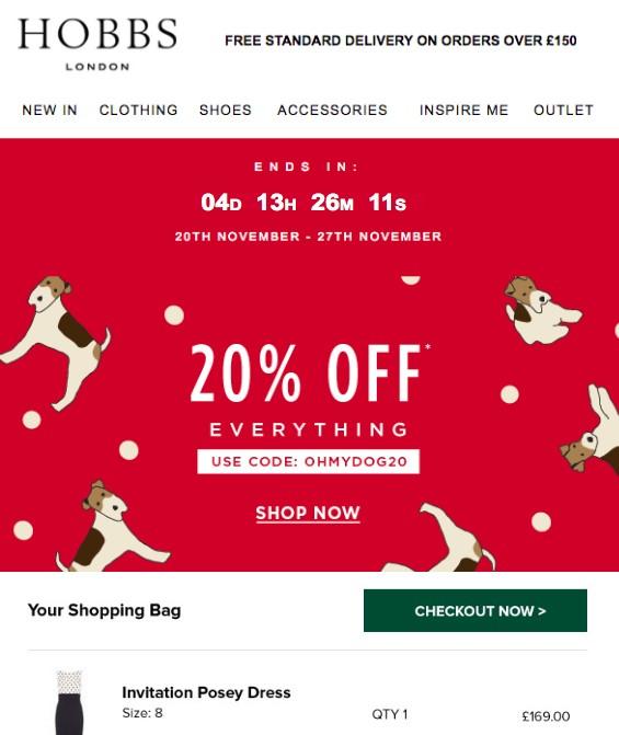 Hobbs email marketing