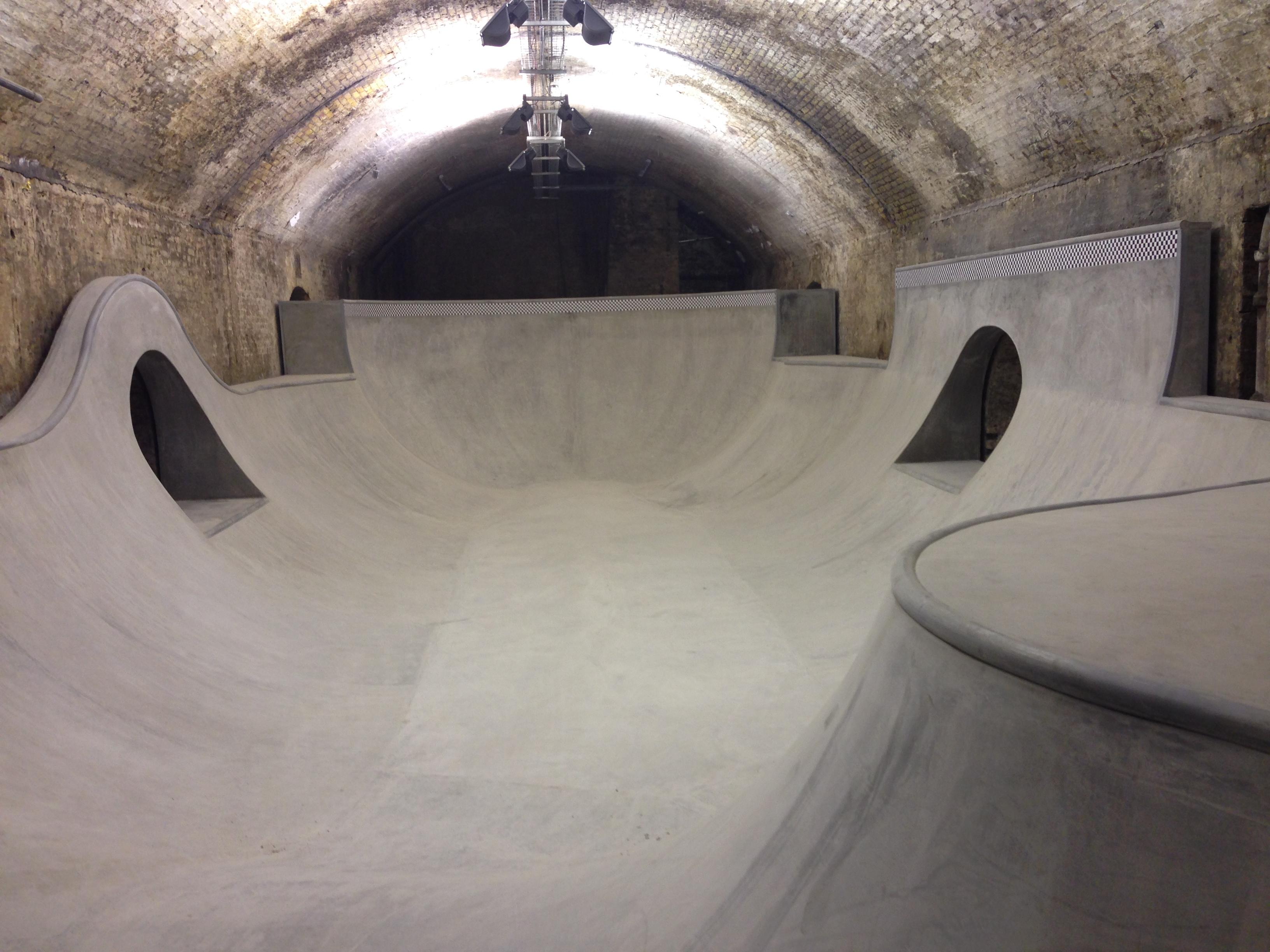 House of Vans Skatepark