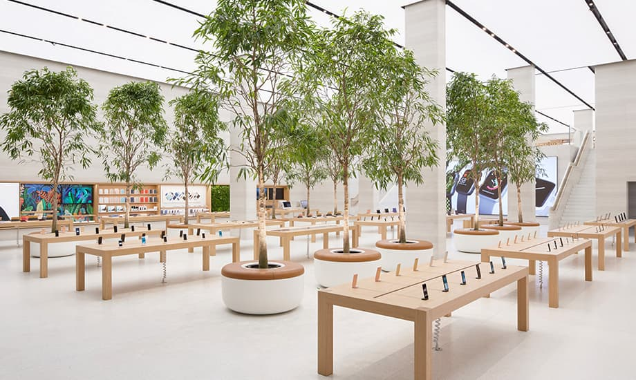 Apple Town Square store