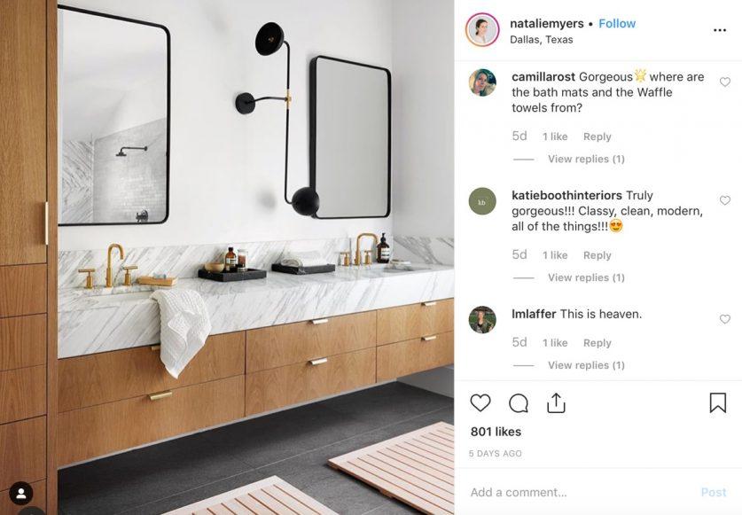 Natalie Myers Instagram