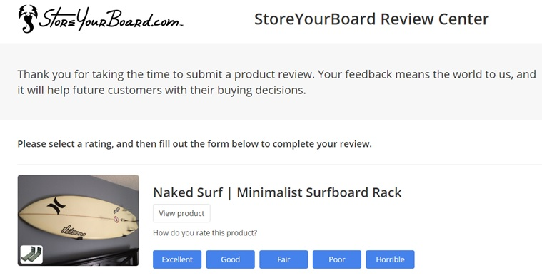 StoreYourBoard review