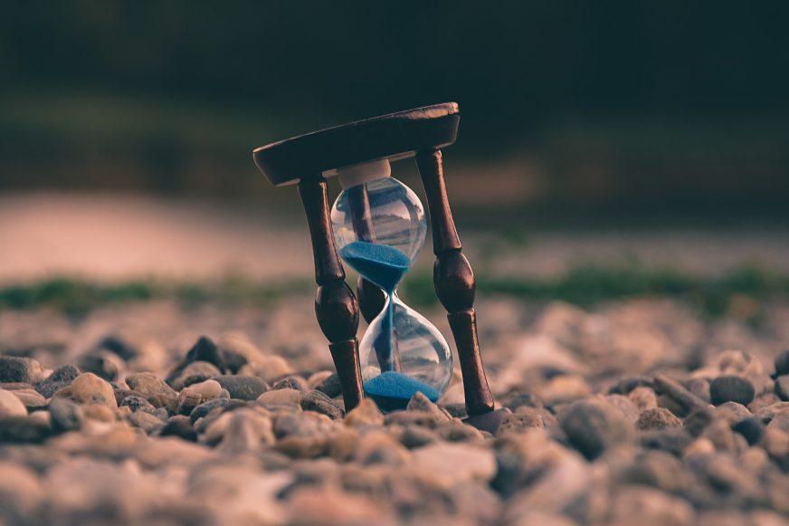 hourglass sand timer